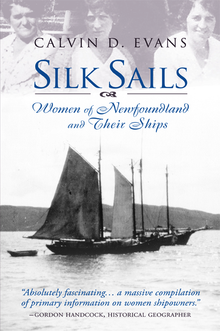 Silk Sails Cover